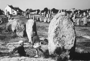 large standing stones