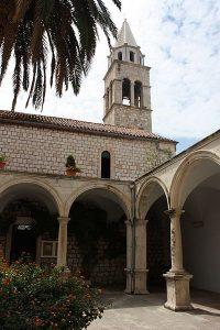 holy cross dominican monastery