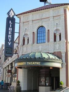 Liberty Theatre Astoria Oregon