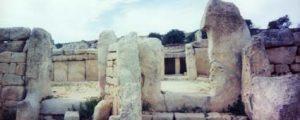 ancient temple, Malta