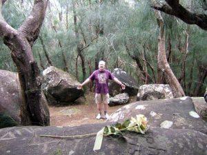 Robert Scheer at Phallic Rock