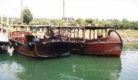 Jesus style boats