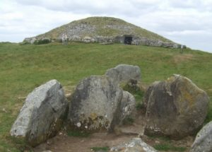 Loughcrew cairns Ireland