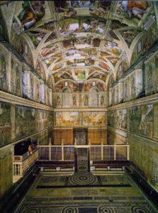 Sistine Chapel Rome tours