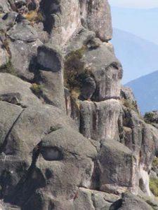 The Fortress at Marca Huasi